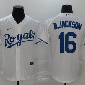 Youth Kansas City Royals #16 Bo Jackson Jersey